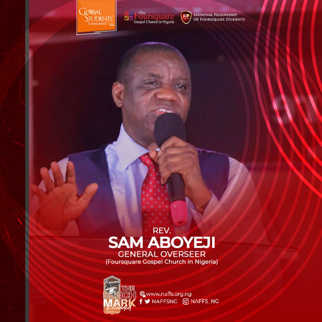 03 - General Overseer - Rev Sam Aboyeji - The Benchmark  2