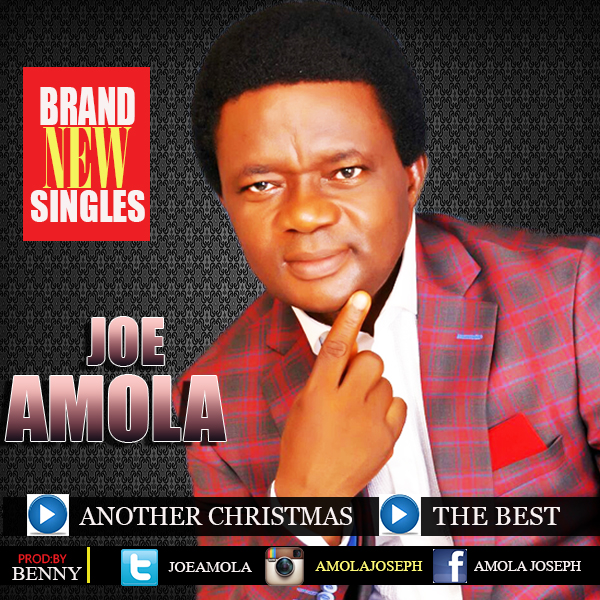 ANOTHER CHRISTMAS + THE BEST - Joe Amola [@joeamola]
