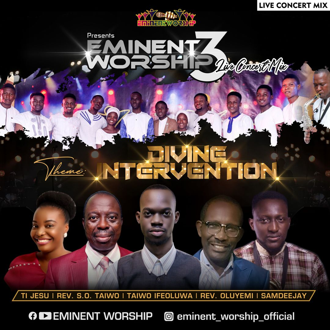 DIVINE INTERVENTION - EMINENT WORSHIP 3